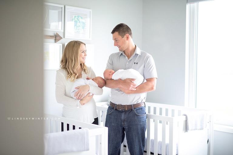 Winnipeg Newborn Lifestyle Photographer